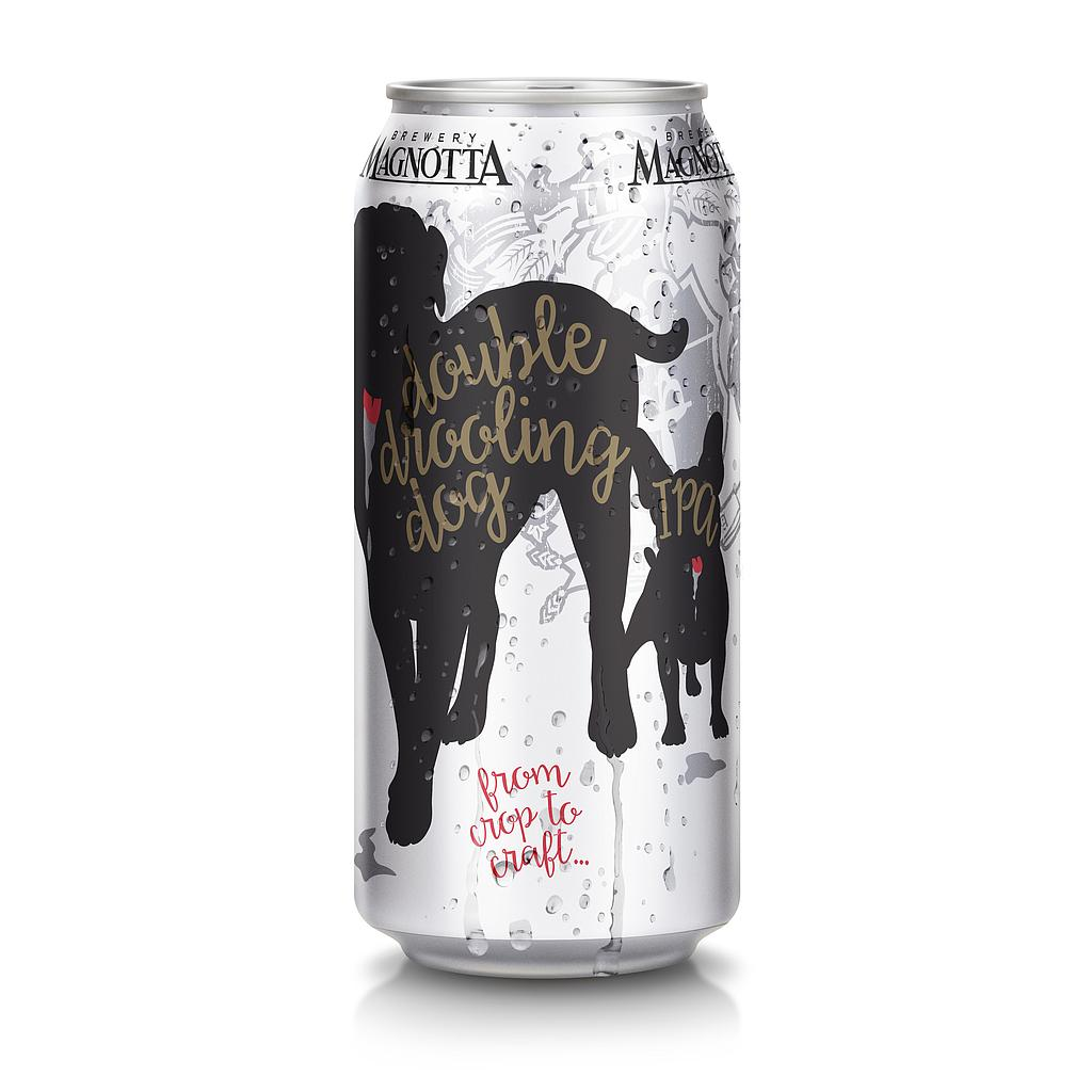 MB DOUBLE DROOLING DOG IPA CAN 473ML