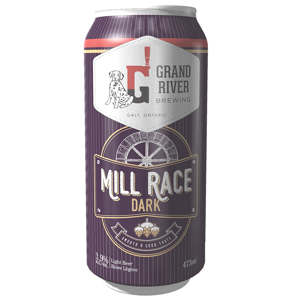 GRB MILL RACE DARK 473ML